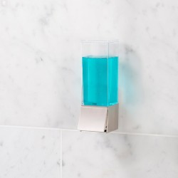 55250 Distributeur de savon Compact Blanc 2 r