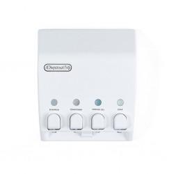 57150 Distributeur de savon Smart Blanc 1 r